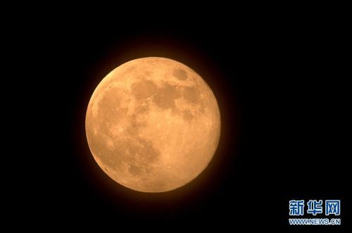 十五的月亮十五圆!今年元宵月最圆时刻出现在上午8时51分