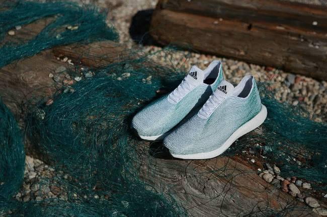 环保!鞋厂用海洋垃圾造鞋 一年卖出100多万双