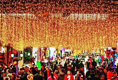 初一初二武汉天晴好出门 温暖开场迎新年