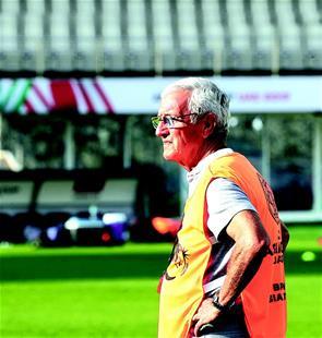 亚洲杯今晚上演中韩对决 里皮要延续国足不败