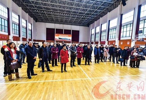 党建引领 德育增效 文化添彩 推动黄石高中教育高质量发展