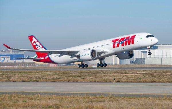 巴西一客机起飞后因引擎吸入飞鸟紧急迫降