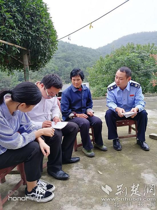 飞速飞艇4年80户243人脱贫,松滋刘家场镇水淹淌村的脱贫故事