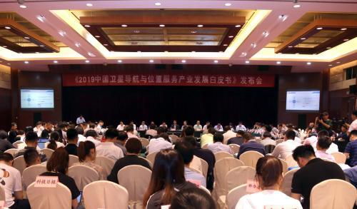 中国卫星导航与位置服务总产值超3000亿元