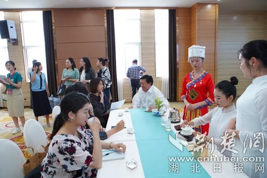 湖北生态工程职业技术学院茶艺与茶叶营销专业今年首次招生
