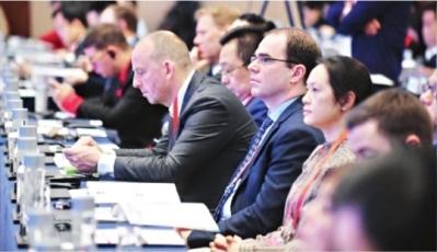 武汉打造全球知名服务外包目的地,多家世界500强企业来汉参加全球服贸大会