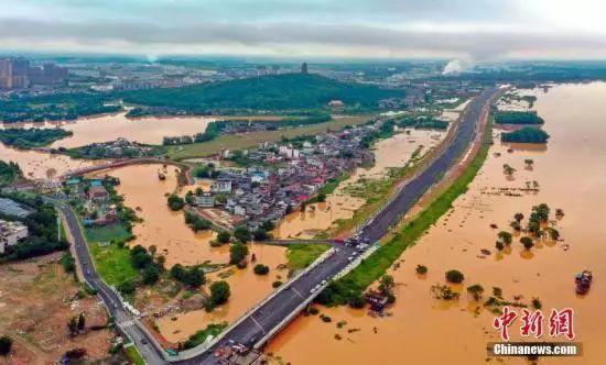 22省份遭洪灾!今年入汛以来83人因灾死亡失踪