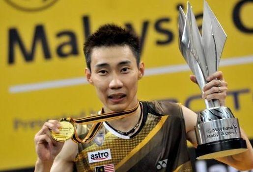 李宗伟宣布退役 癌症痊愈仍难再回赛场