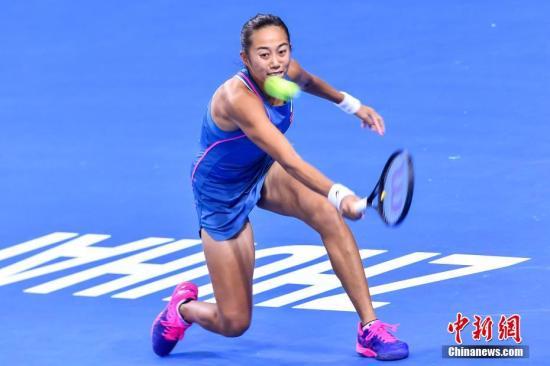 中国金花张帅状态良好 挺进WTA伊斯特本站十六强