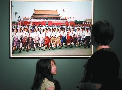 法国摄影大师结缘中国近半个世纪