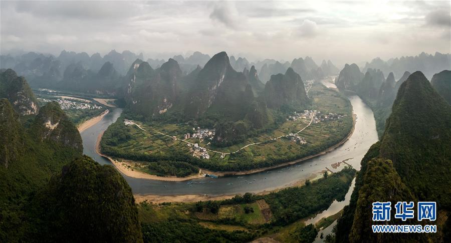 生态中国·多情苗山醉壮乡