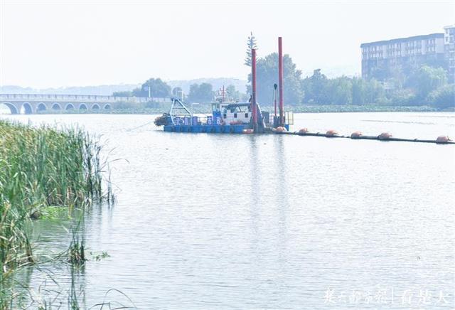 武汉提升沙湖、楚河及水果湖水质工程启动