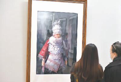 黔东南民族文化美术展举办