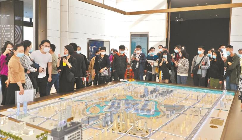 武汉前10月住房成交量全国第三 连续6个月成交破万