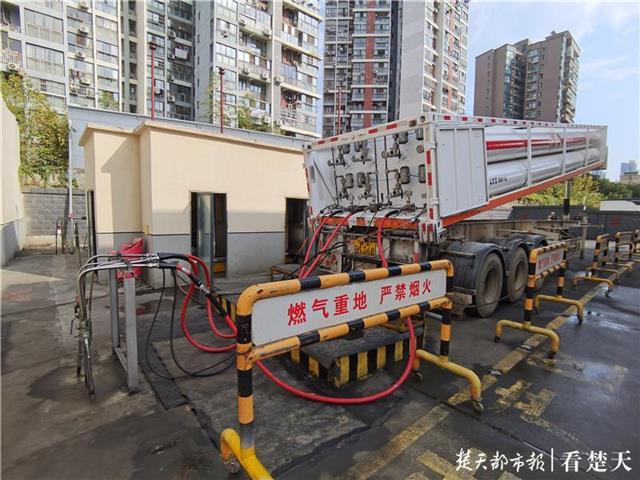 1号主管计划南湖一天然气站突发气体泄露,站方:属罐体正常放散