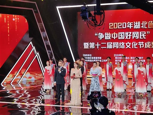 """020年湖北省""""争做中国好网民""""工程评选揭晓"""