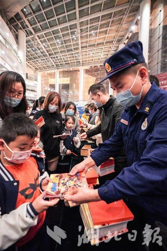 全国首部消防儿童剧《大象消防局》亮相琴台大剧院