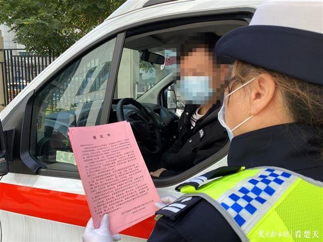 车子脏了没关系?当心交警来罚你!武汉交警开展整治车容车貌专项行动
