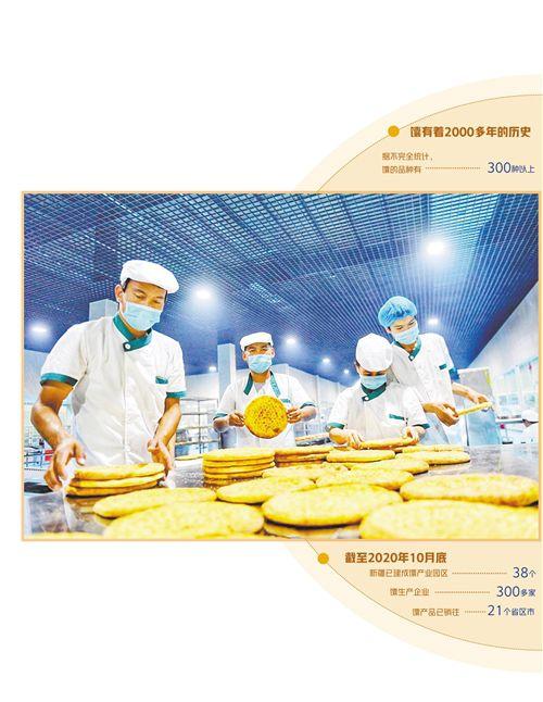 新疆馕产业发展状况调查:馕饼也能做成支柱产业