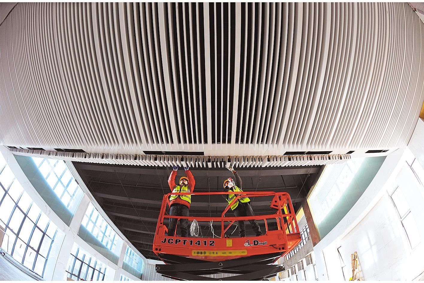光谷黄冈科技产业园孵化器项目预计今年6月投用