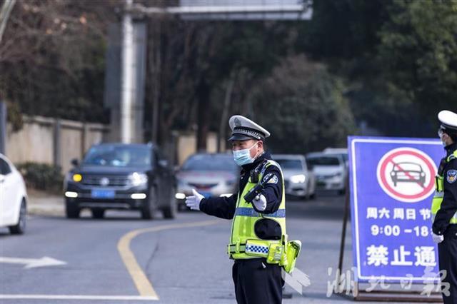 每天1.2万余民警坚守岗位,武汉春节期间社会治安平稳有序