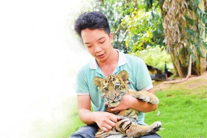 网友爆料深圳野生动物园虐待动物,园方回应:系先天畸形