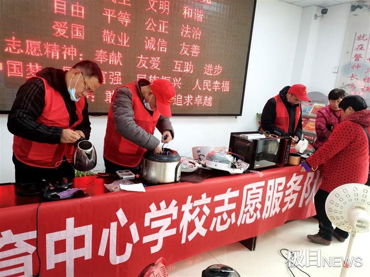 武汉开展新时代文明实践中心建设展交流活动(图2)
