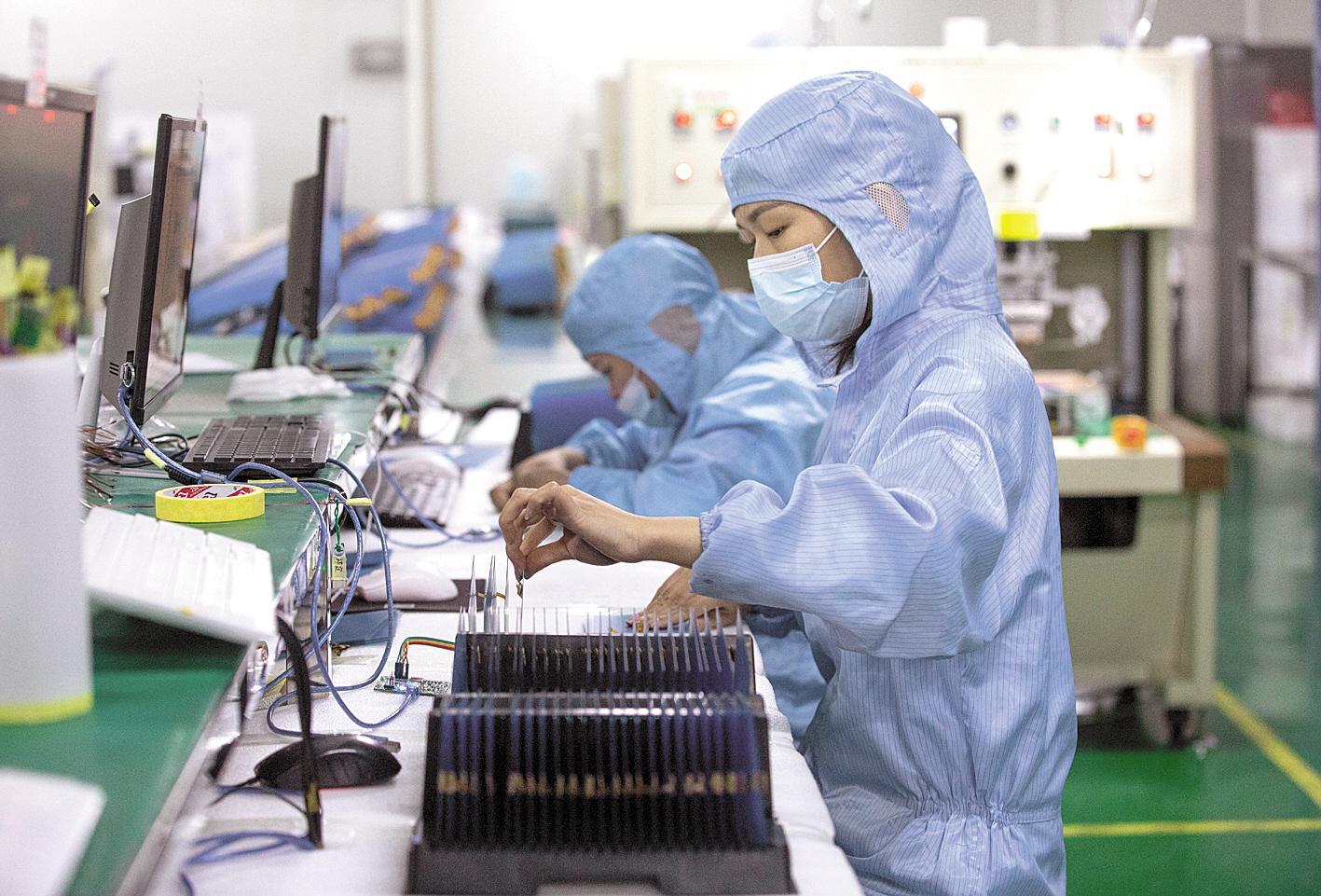 大冶高新企业数量连续五年增长