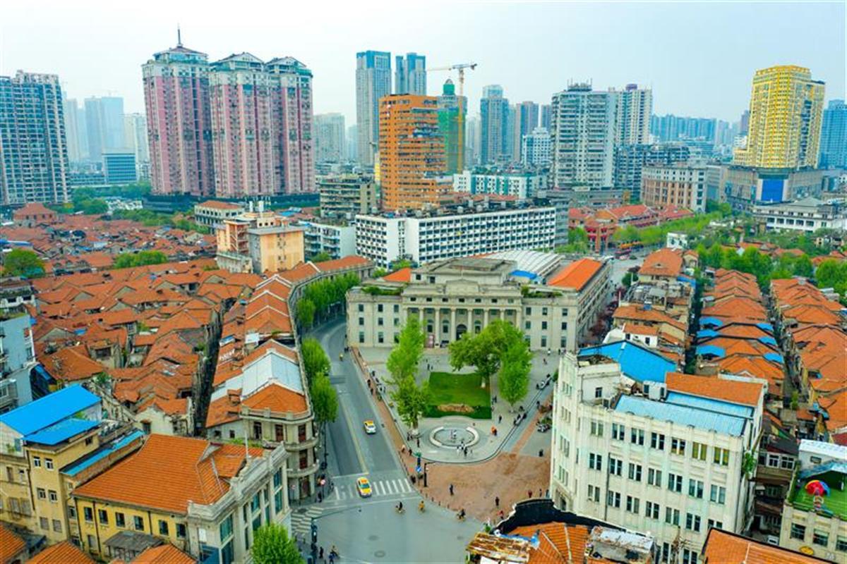 再现珍贵城市记忆!武汉启动汉口历史风貌区旧城改造升级