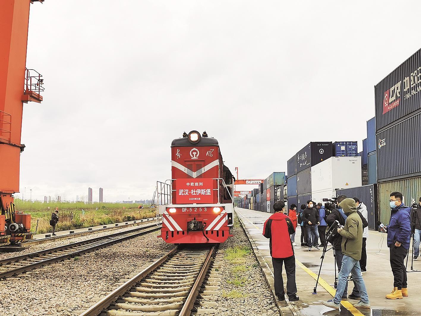武汉海关复关四十一载   湖北对外贸易值增长超千倍