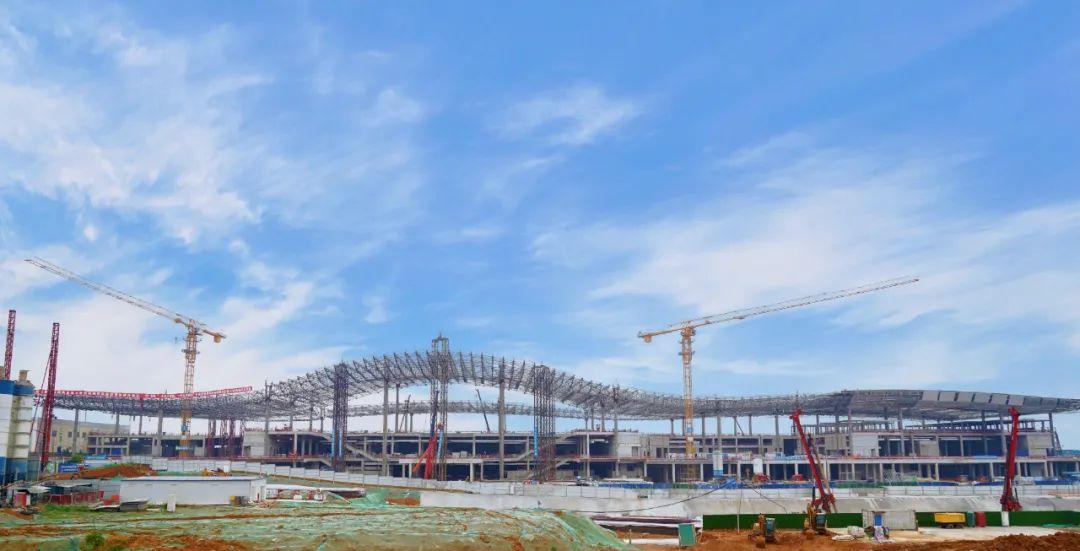 湖北两座机场最新进展