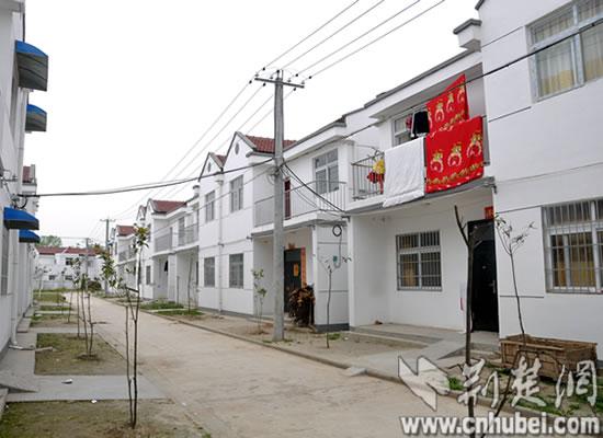 湖北天门农村房子图片