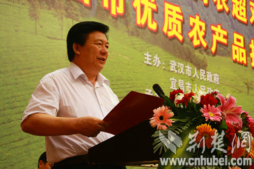 农民专业合作组织及武商集团