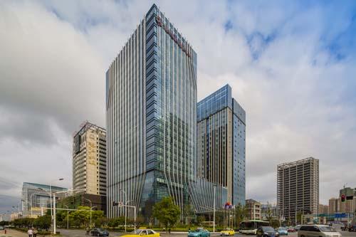 top9 武汉万达嘉华酒店 武汉最大的酒店高清图片