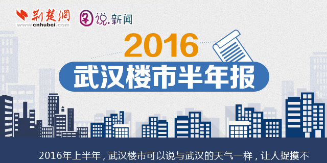 2016武汉楼市半年报