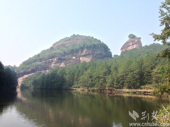 广西灵山风景图