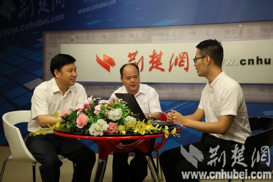 湖北省首次全媒体直播公务员面试 20万网友围
