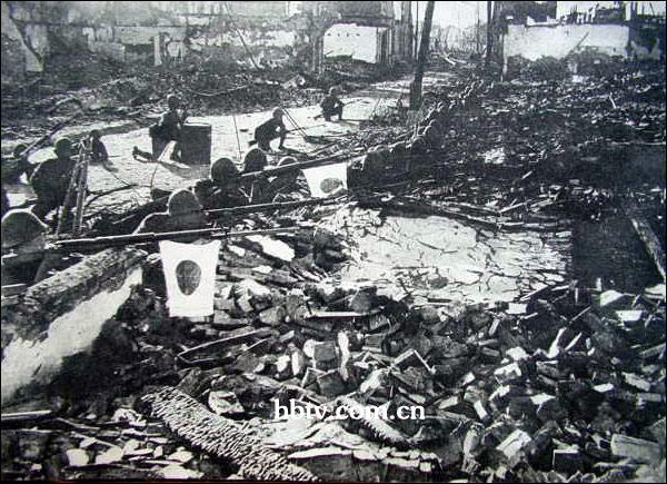"""日军侵华罪行""""七七""""事变成为了全民族抗战的起点  卢沟桥事变"""