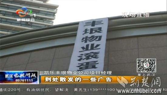 """[2015武汉电视问政]""""失控""""的业委会谁来监管"""