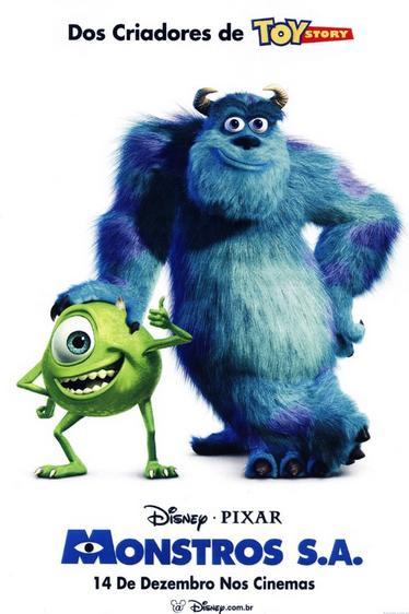 儿童影片推荐    怪物拯救小女孩的故事,人物形象呆萌可爱,剧情搞笑