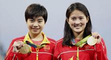 刘蕙瑕为湖北省夺得奥运会首金