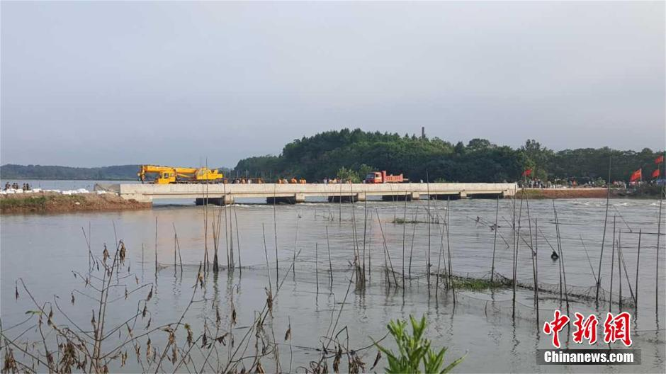 黄梅县有多少人口_湖北黄梅考田河溃口,万人抢险