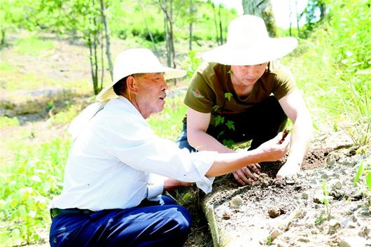 退休县官回乡扶贫19年 带领1500个农户增收5.1亿元
