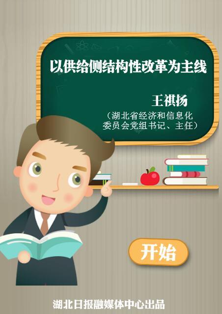 H5丨王祺扬:以供给侧结构性改革为主线
