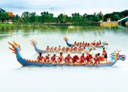 端午习俗:赛龙舟