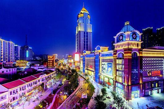 武汉三镇美食地图
