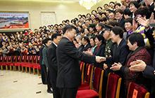 习近平出席全国文明家庭表彰大会并发表重要讲话