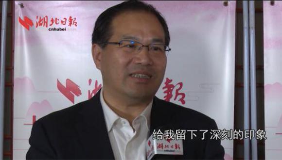 马旭明:抓住长江经济带发展机遇 在水资源保护上狠下功夫