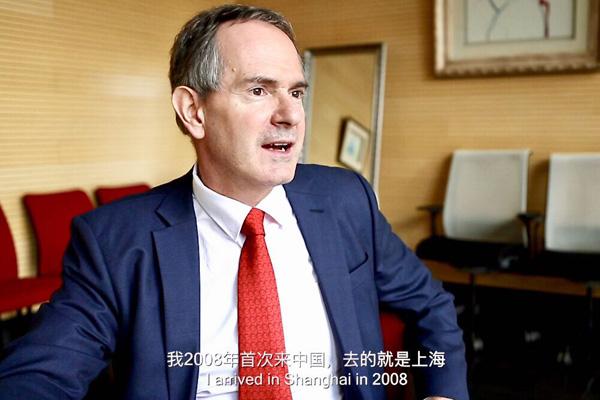 """【中国那些事儿】""""舌尖上的进博会"""" 法国外交官教你吃法餐"""