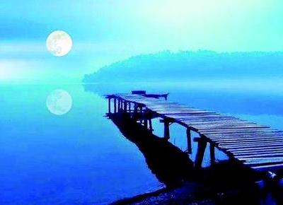 """""""海上生明月""""原来是轮湖北月 与湖北月相关的古诗词,您都了解吗"""